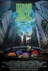 Teenage Mutant Ninja Turtles (1990) Movie Poster