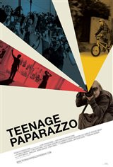 Teenage Paparazzo Movie Poster
