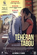 Téhéran tabou (v.o.s.-t.f.) Affiche de film