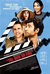 Tel Aviv on Fire Movie Poster