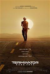 Terminator: Dark Fate Affiche de film