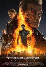 Terminator Genisys 3D Movie Poster