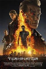 Terminator Genisys (v.f.) Affiche de film