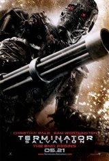 Terminator Salvation Large Poster