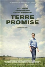 Terre promise Movie Poster
