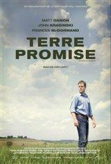Terre promise Affiche de film