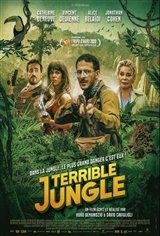 Terrible jungle (v.o.f.) Movie Poster