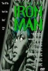 Tetsuo: The Iron Man Movie Poster