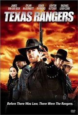Texas Rangers Movie Poster