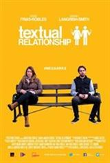 Textual Relationship Movie Poster