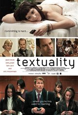 Textuality Large Poster