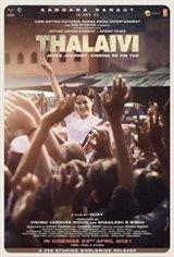 Thalaivi (Hindi) Large Poster