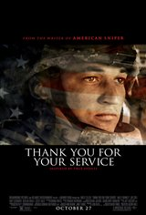 Thank You for Your Service Movie Poster Movie Poster