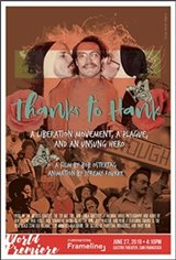 Thanks to Hank Movie Poster