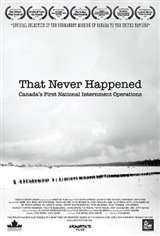 That Never Happened: Canada