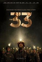 The 33 (v.o.a.) Affiche de film