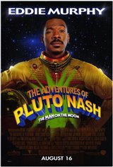 The Adventures of Pluto Nash Movie Poster Movie Poster