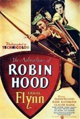 The Adventures of Robin Hood Movie Poster