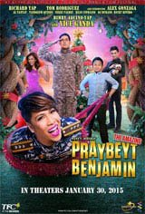 The Amazing Praybetyt Benjamin Movie Poster