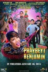 The Amazing Praybetyt Benjamin Movie Poster