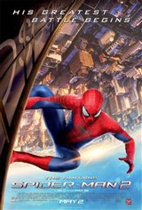 The Amazing Spider-Man 2 3D Movie Poster