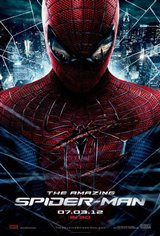 The Amazing Spider-Man 3D Movie Poster