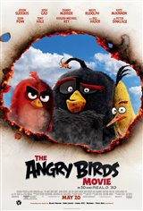 The Angry Birds Movie Movie Poster Movie Poster