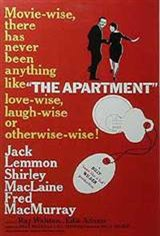 The Apartment Affiche de film