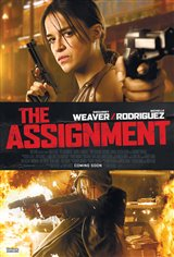 The Assignment Movie Poster Movie Poster