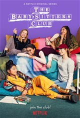 The Baby-Sitters Club (Netflix) Movie Poster