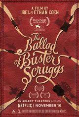 The Ballad of Buster Scruggs (Toronto) Poster