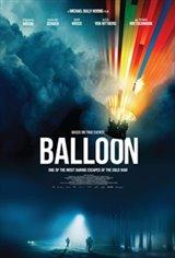 The Balloon (Ballon) Affiche de film