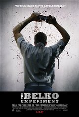 The Belko Experiment Movie Poster Movie Poster