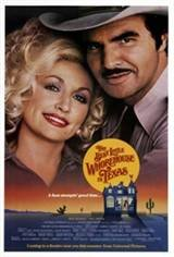 The Best Little Whorehouse in Texas Movie Poster