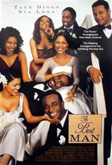 The Best Man Movie Poster