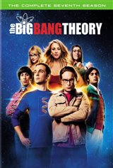 The Big Bang Theory: The Complete Seventh Season Movie Poster