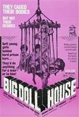 The Big Doll House Movie Poster