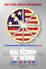 The Big Scary 'S' Word Large Poster