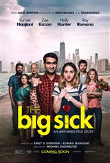 The Big Sick Affiche de film