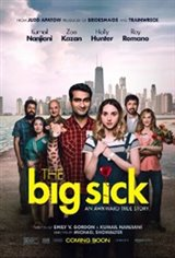 The BIG SICK with Bonus Content THE BIG(GER) SICK Movie Poster