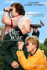 The Big Year Movie Poster