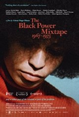 The Black Power Mixtapes 1967-1975 Movie Poster