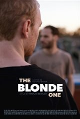 The Blonde One Large Poster