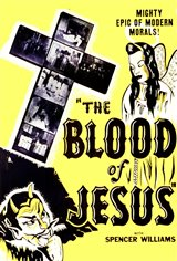 The Blood of Jesus Movie Poster