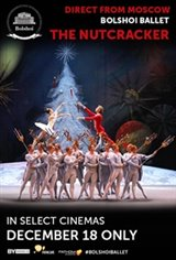 The Bolshoi Ballet: The Nutcracker Movie Poster