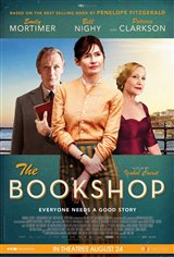 The Bookshop Affiche de film