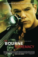 The Bourne Supremacy Movie Poster Movie Poster