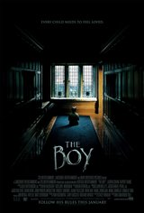 The Boy Movie Poster Movie Poster