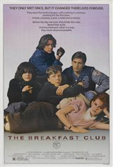 The Breakfast Club Large Poster