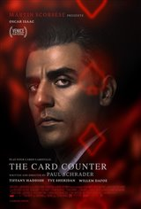 The Card Counter (v.o.a.) Affiche de film